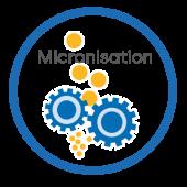 Micronisation